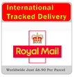 International Tracked Delivery Picture